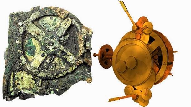 O misterioso mecanismo de Antikythera é mais antigo do que se pensava