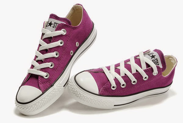 shopping all star converse for girls purple