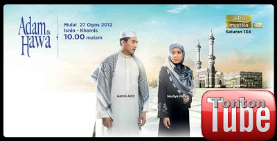 Adam & Hawa (2012)- Episode 72