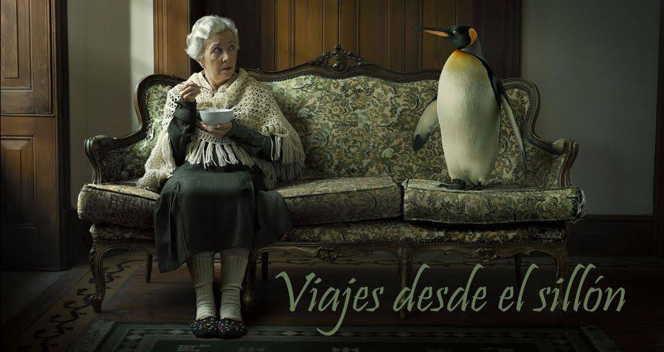 VIAJES DESDE EL SILLON