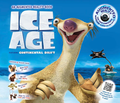 ice age interactive book