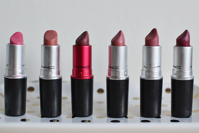 MAC Lipstick Collection | Colours and Carousels - Scottish Lifestyle, Beauty and Fashion Blog