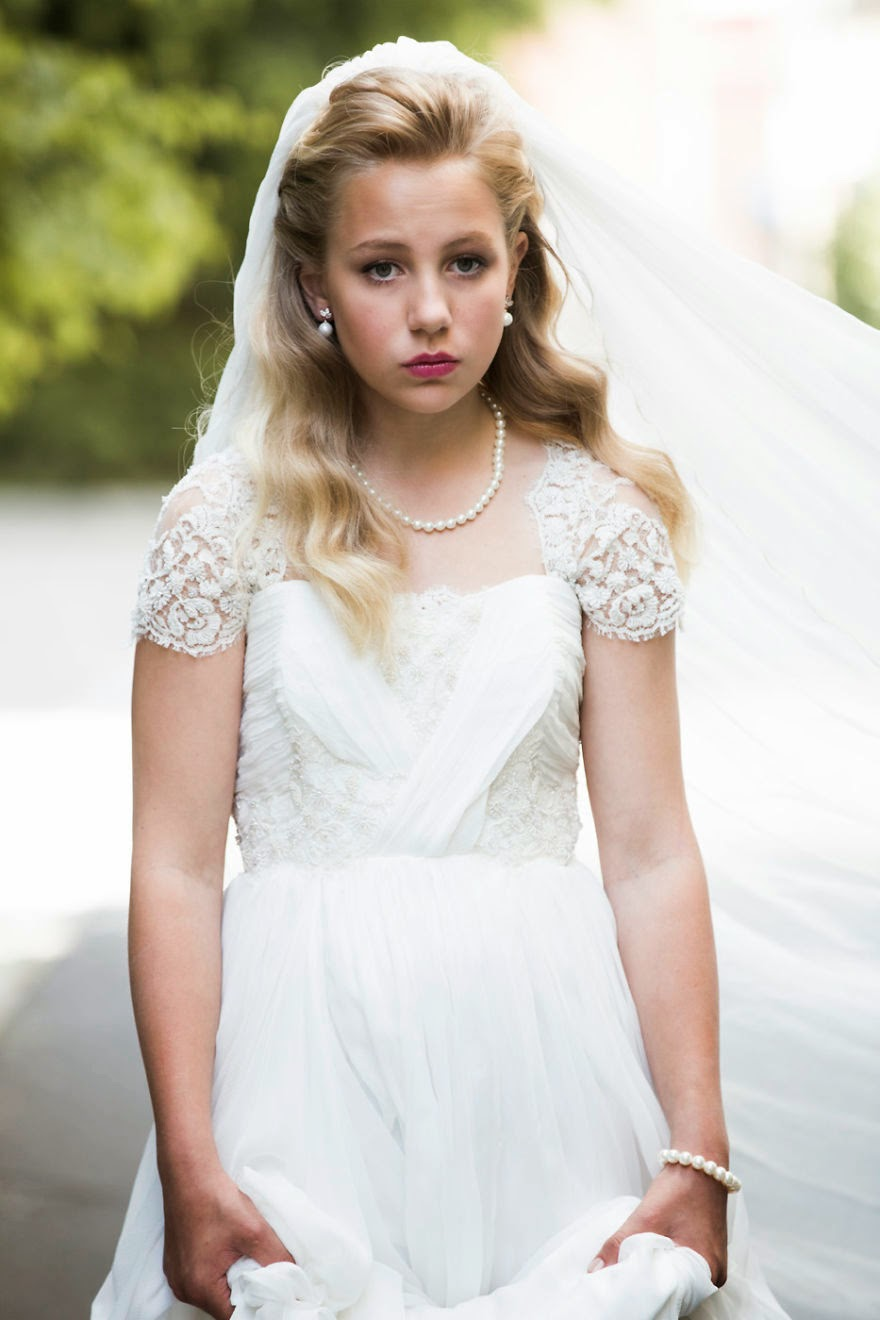 Norway child bride 12 years old only