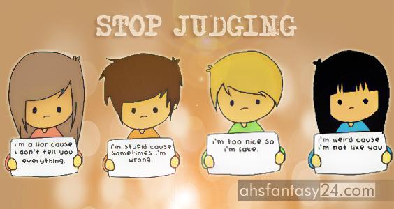 WW #16 | Stop Judging