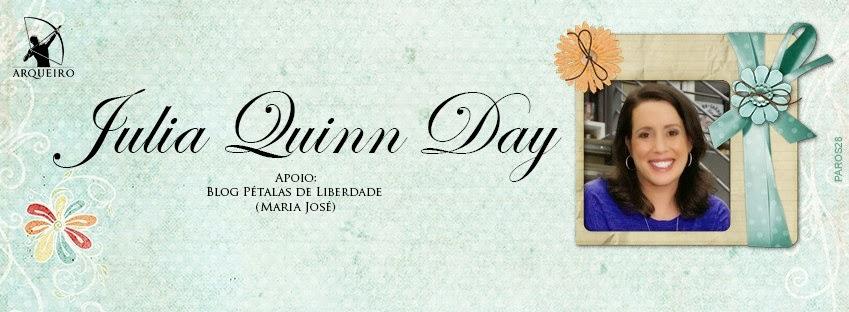 Julia Quinn Day, escritora, romance, Julia Quinn