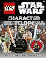 Cover of Lego Star Wars Visual Dictionary