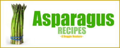 Tired of same-old steamed asparagus? Find new inspiration in this collection of Asparagus Recipes from A Veggie Venture. Many Weight Watchers, vegan, gluten-free, low-carb, paleo, whole30 recipes from everyday to good for company.
