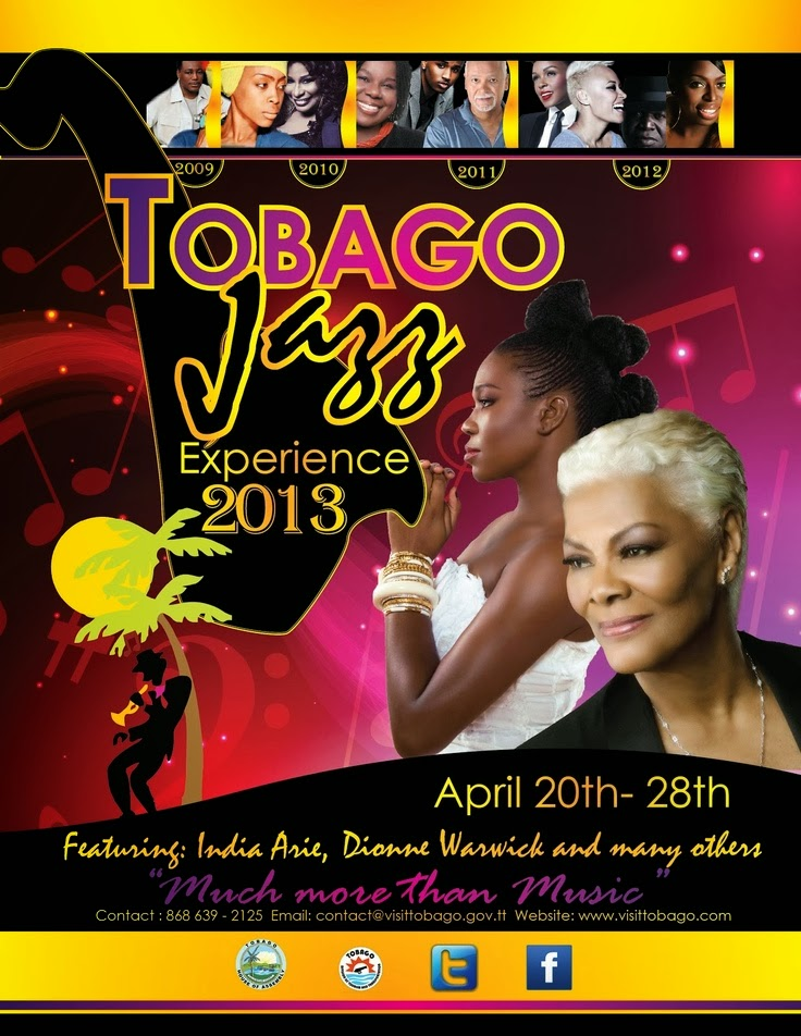 Tobago Jazz Experience  2013