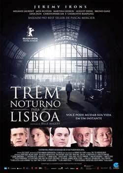 Baixar Trem Noturno Para Lisboa RMVB Dublado + AVI Dual Áudio DVDRip Torrent