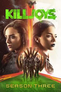 Killjoys Poster