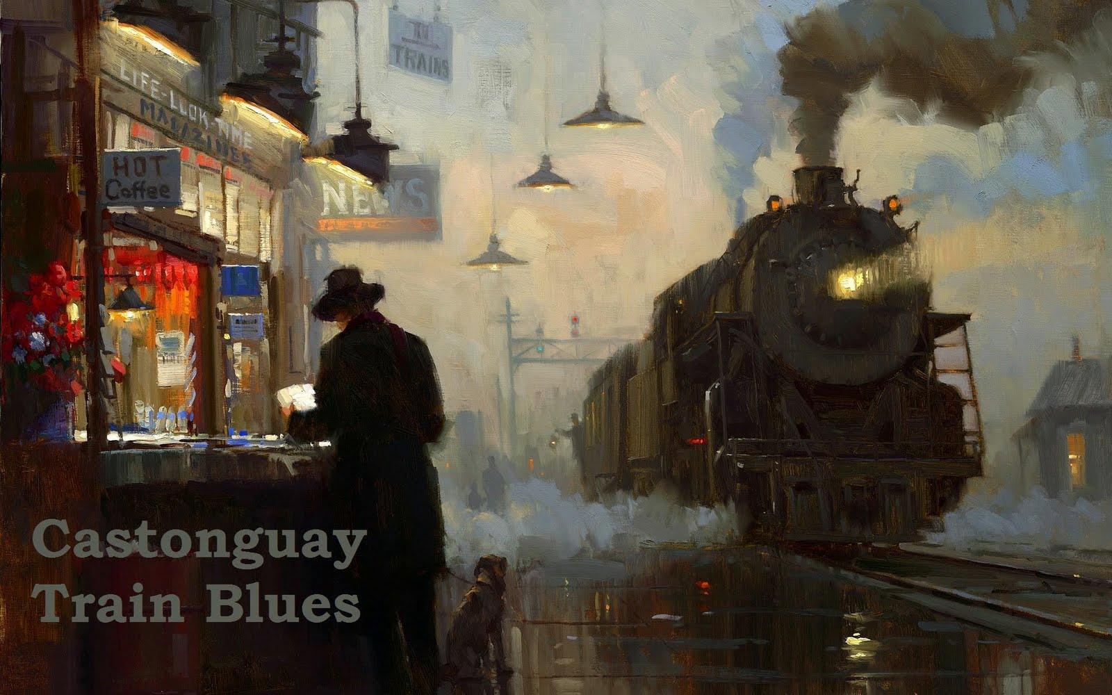 Castonguay Train Blues