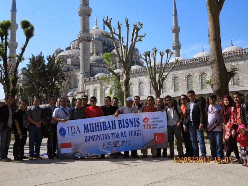 Paket umroh plus turki di travel umroh jakarta 2014 bersama satutours