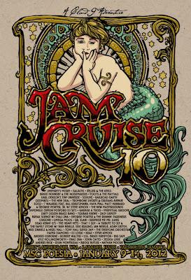 Inside The Rock Poster Frame Blog Jeff Wood Widespread