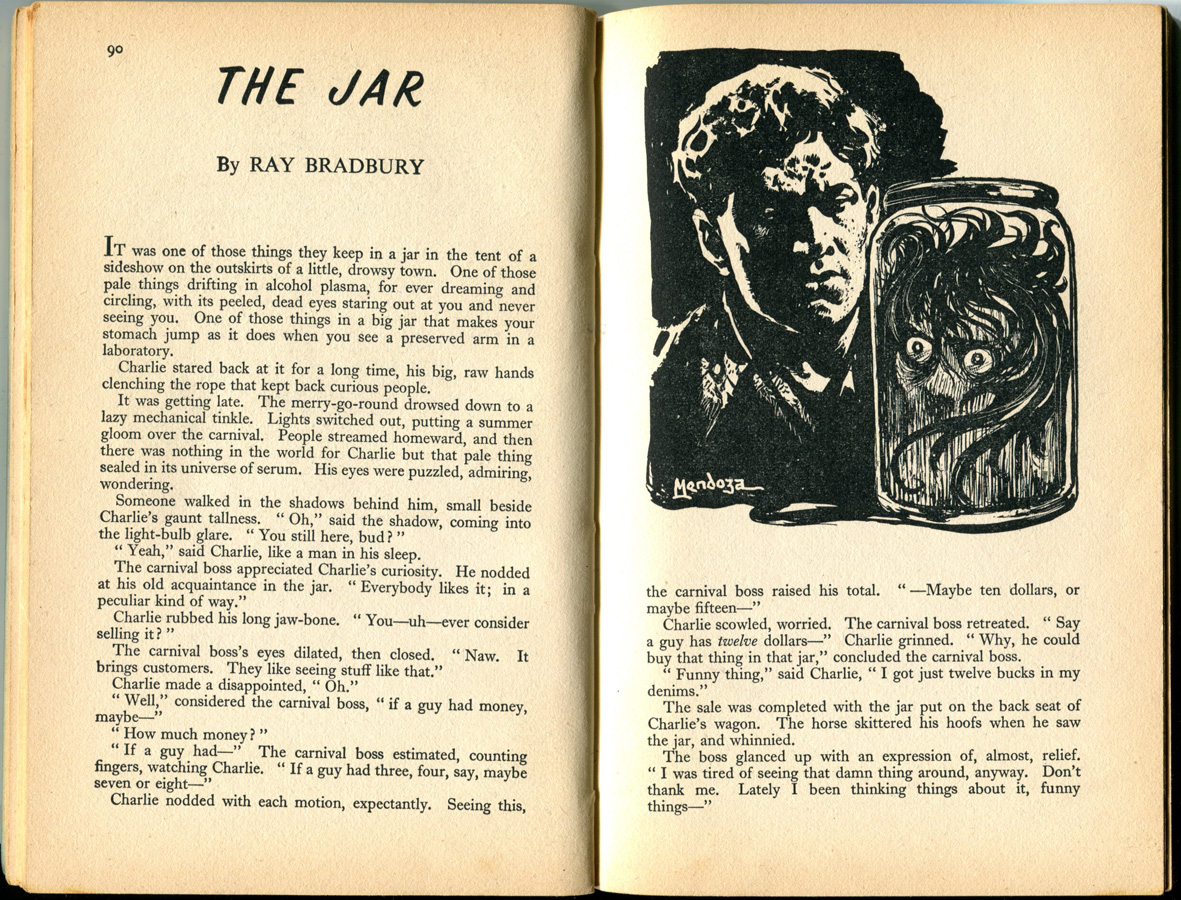The Stories of the Tattoos in the Illustrated Man by Ray Bradbury