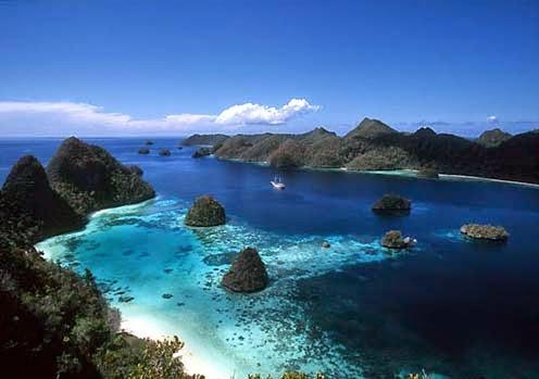 Objek Wisata Taman Nasional Bunaken Yang Indah 17sekians