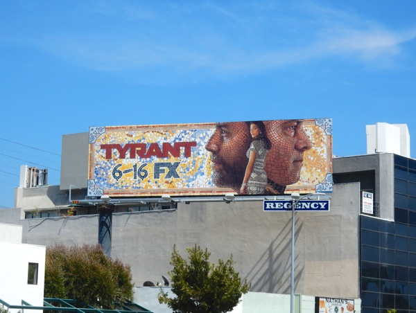 Tyrant season 2 billboard