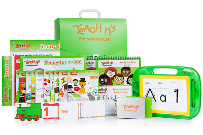 Teach My Preschooler Giveaway