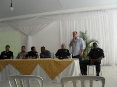 Encontro de Guardas em São Francisco de Itabapuana