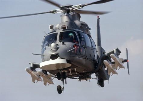 Panther AS-565 MB Perkuat Skadron Anti Kapal Selam TNI AL