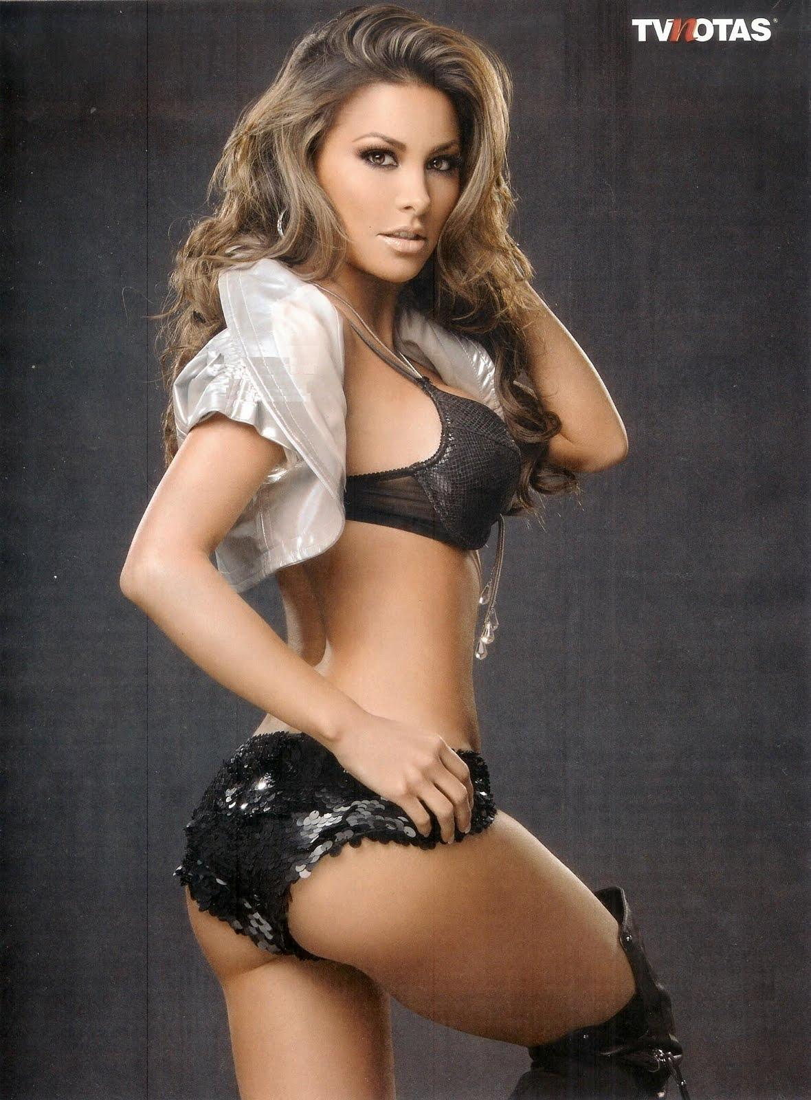 Gaby Ramirez (Mexico)   Hot and Beautiful Women of the World