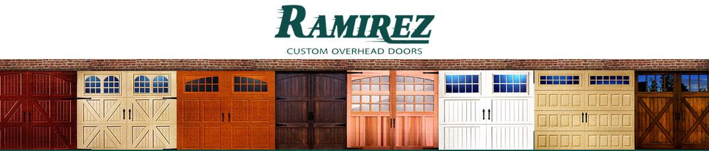 Ramirez Custom Overhead Doors