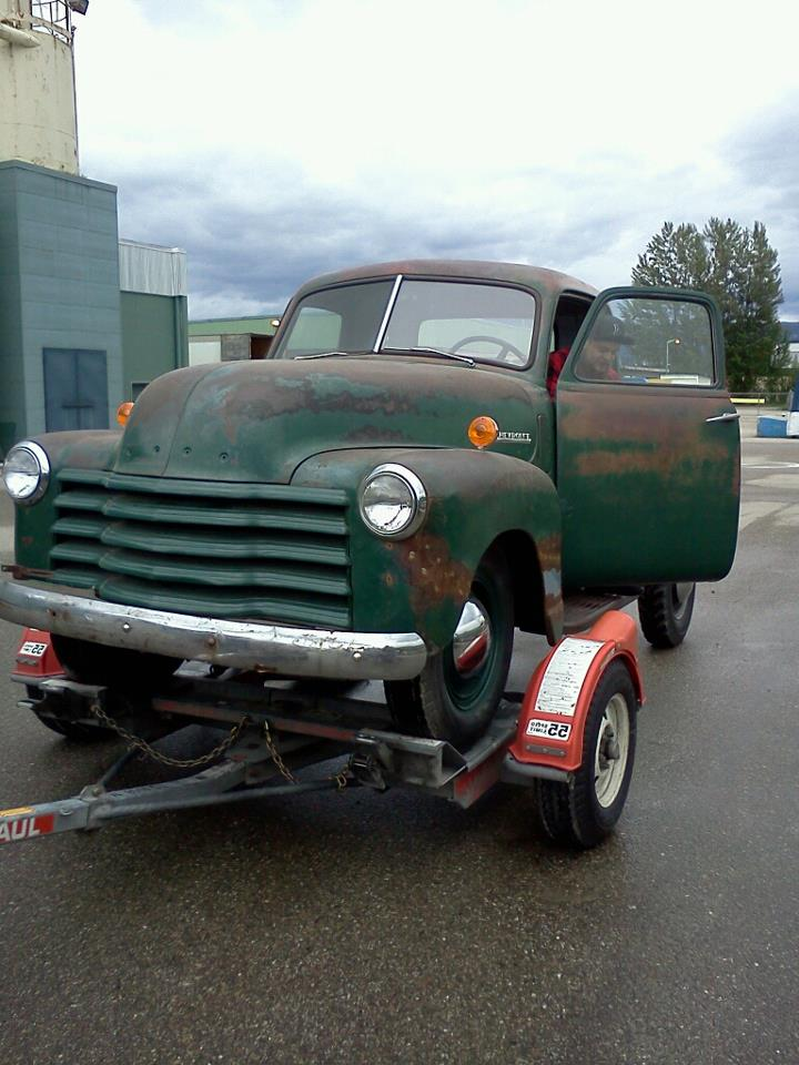 1950 Chevy Truck Restore - Weekends Project
