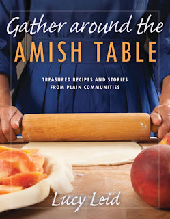 Gather Around the Amish Table cover