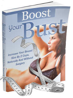 Natural Breast Enlargement, Ebook Offering Advice On Natural Breast Enhancement
