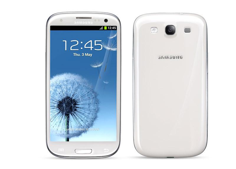 samsung galaxy s3 white bianco