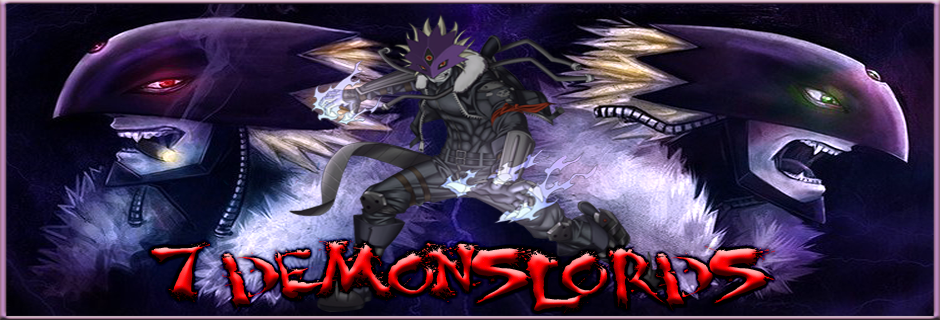 Digimon Masters Online - 7DemonsLord Team