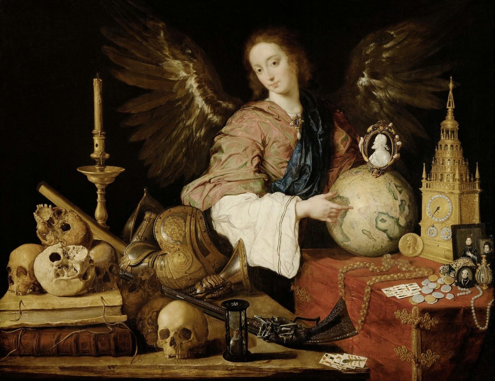 Alegoría de la vanidad (Antonio de Pereda, ca. 1632-1636)
