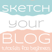 SKETCH YOUR BLOG