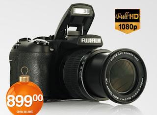 Aparat fotograficzny FujiFilm FinePix XS25EXR z Biedronki