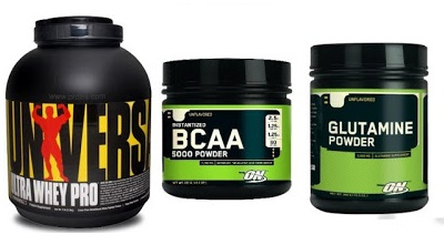how to take whey protein and bcaa