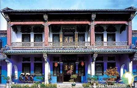 قصر تشيونغ فات تزي السياحى