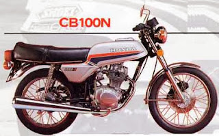 After Removing The K5 Models Honda Also Released A Version Of CB N Or Rather 100 Shape Is Somewhat Different To
