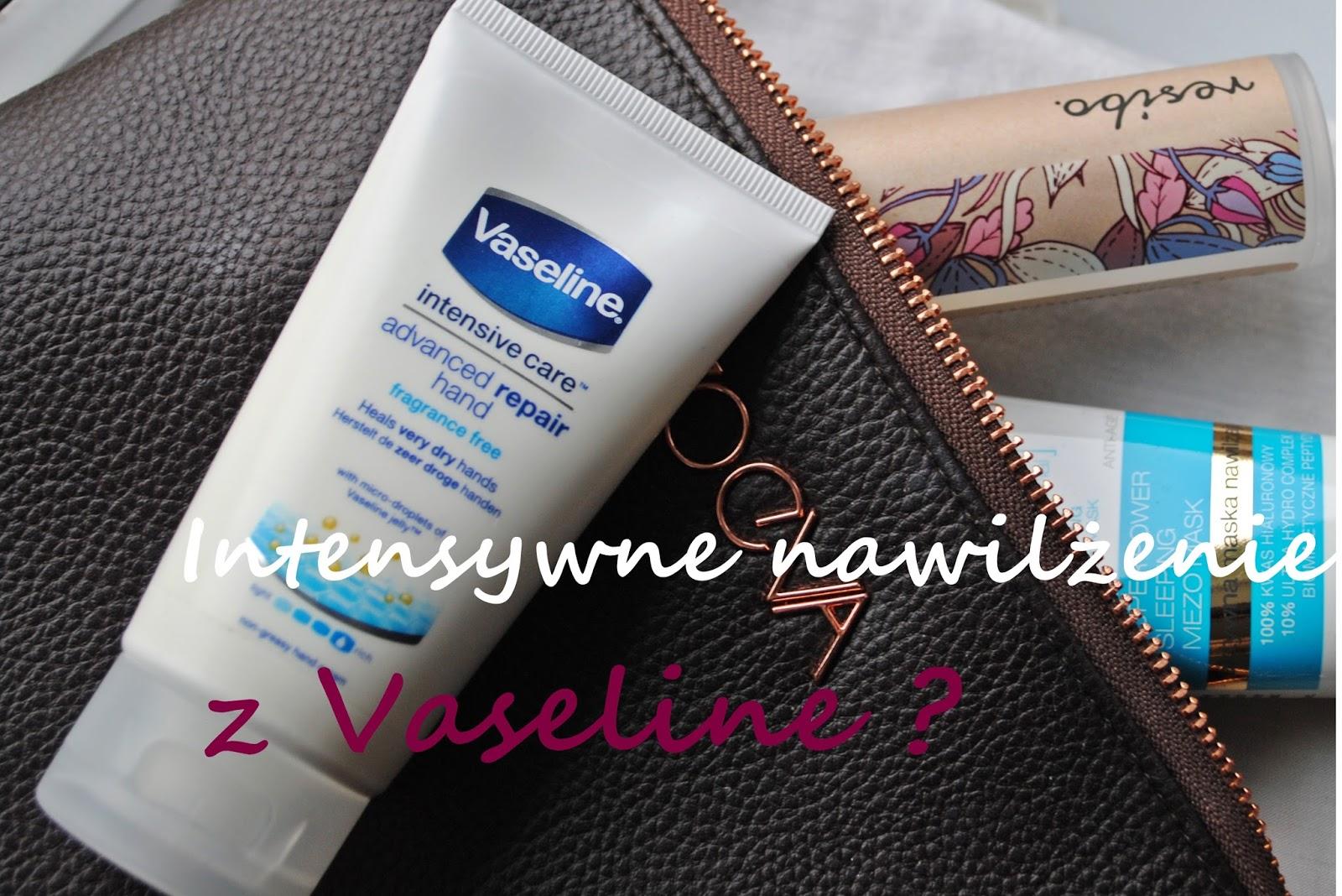 krem do rąk Vaseline intensive care