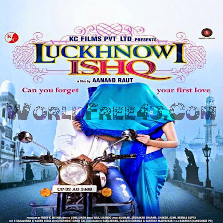 Cover Of Lucknowi Ishq (2015) Hindi Movie Mp3 Songs Free Download Listen Online