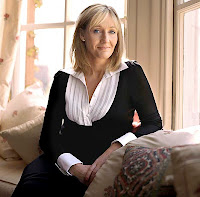 J.K. Rowling author photo
