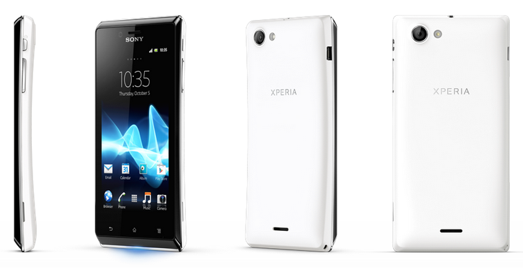 Spesifikasi Sony Xperia J ST26i Terbaru