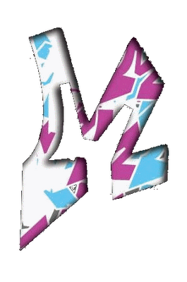 M Alphabet In 3d Graffiti Letter M In The Year 2011 | art gallery with graffiti letters