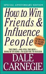 Buku Bagaimana Cara Mencari Kawan dan Mempengaruhi Orang Lain karangan Dale Carnegie