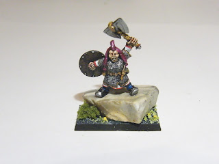 Dwarf Queen - Converted