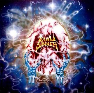 Evil Sinner - Evil Sinner (1989)