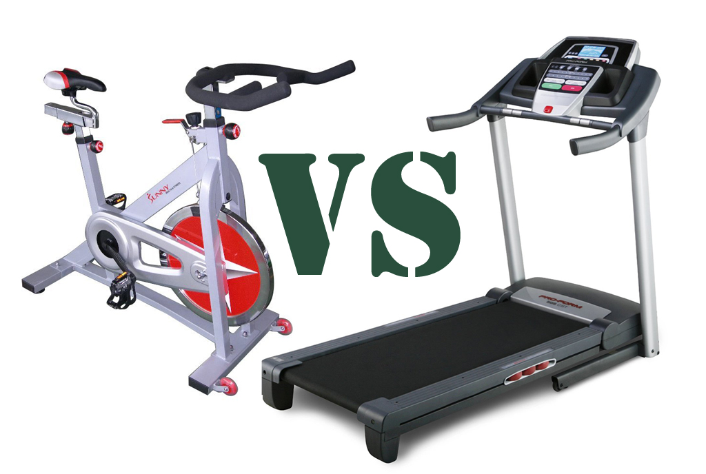 Exercise Bikes vs. Treadmills