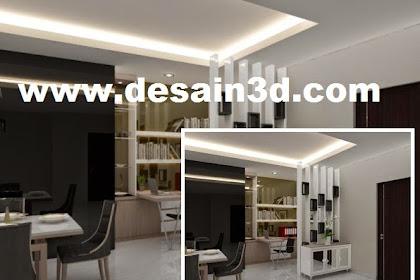 Desain Interior Apartemen Minimalis Modern