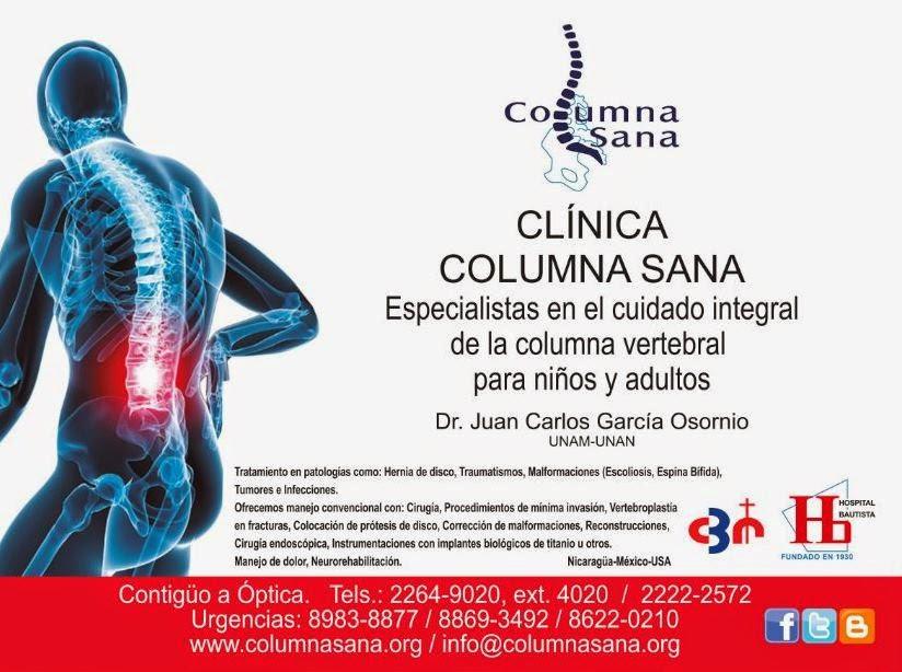 http://www.hospitalbautistanicaragua.com/columna.html