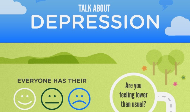 how to talk to someone with depression and anxiety