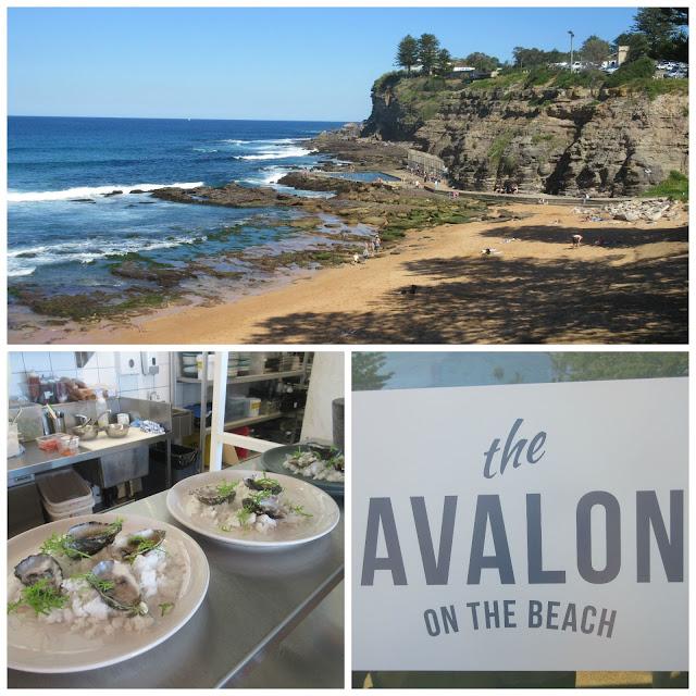 The Avalon on the Beach Restaurant and Kiosk