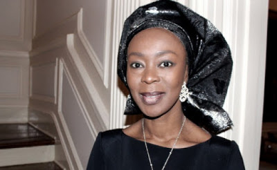 Toyin Saraki and Yar'Adua's daughter invited By EFCC Over Fraud Allegations